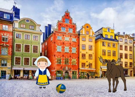 Evadez-vous avec le mois de la Suède sur Oceanzer !